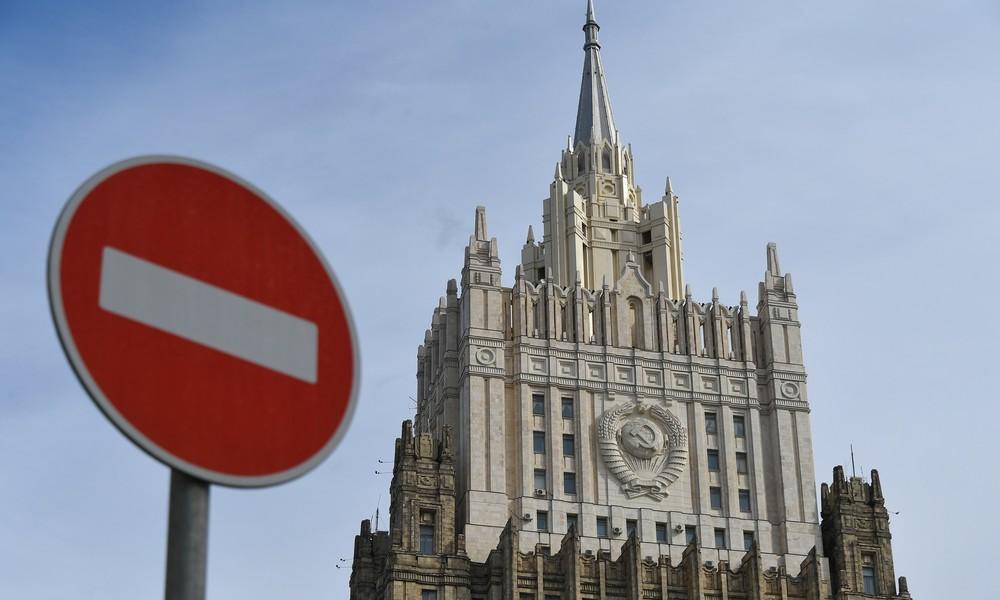Russland erweitert Einreiseverbot für deutsche Funktionäre