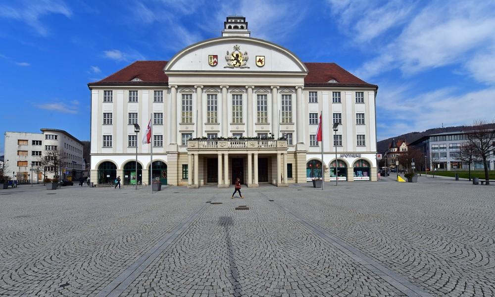 Thüringer Landkreis Sonneberg ruft Katastrophenfall wegen Corona-Gesundheitskrise aus
