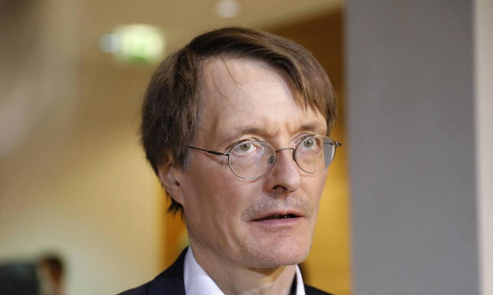 Karl Lauterbach: Mehr als 80 Prozent der Bevölkerung müssen geimpft werden
