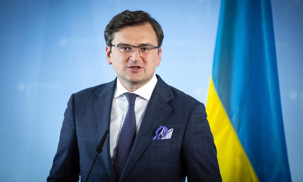 """""""Hybride Waffe gegen die Ukraine"""": Ukrainischer Außenminister erteilt Absage an russisches Vakzin"""