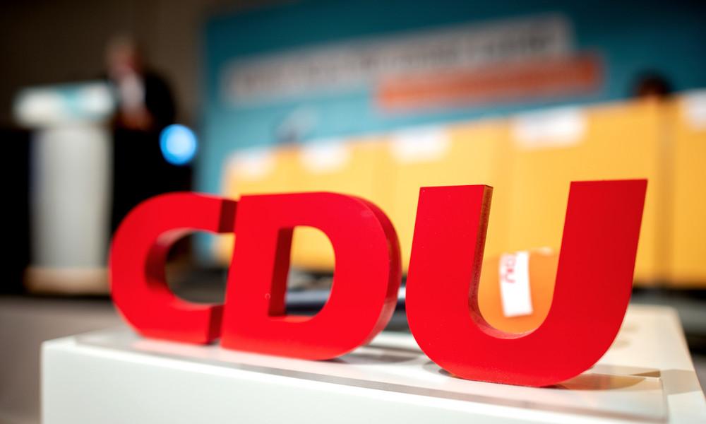 Großspenden an Parteien: CDU erhält doppelt so viel wie im Vorjahr