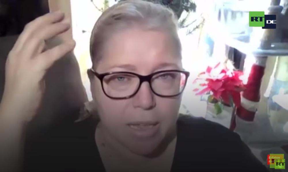 """""""Schuld daran sind wir"""": RT-Interview mit US-Krankenschwester von der Corona-Frontlinie"""