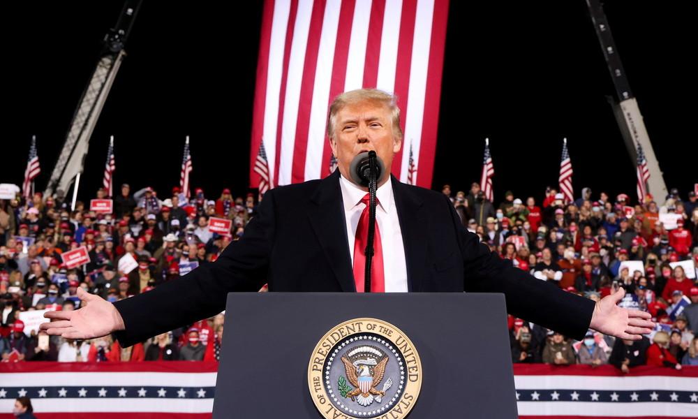 """Wegen Blockadepolitik in der eigenen Partei: Trump nennt Republikaner """"lebensmüde"""""""