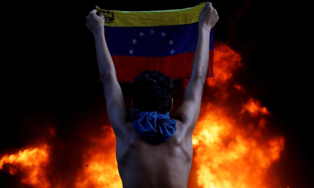 Venezuela: Rechtes Terrornetzwerk aufgedeckt – Mordanschläge und Geiselnahmen waren geplant