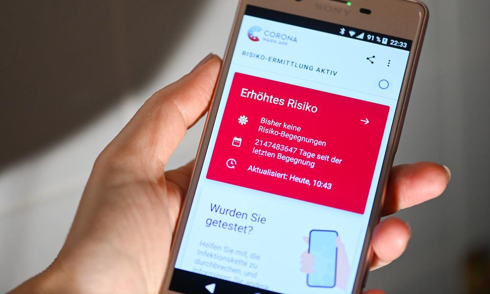 Umfrage: Viele halten Corona-Warn-App für nutzlos – Funktionen sollen verbessert werden