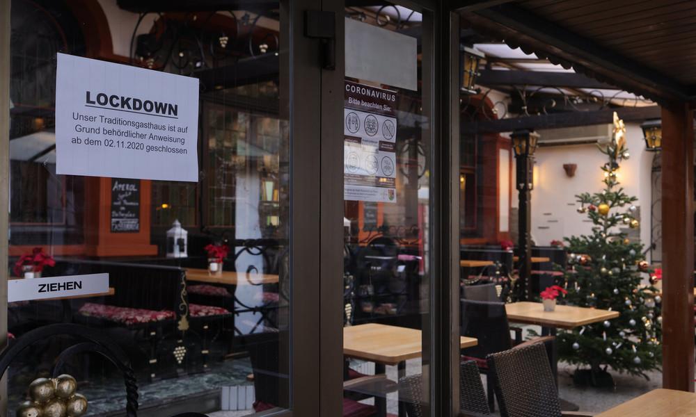 Kein Ende des Lockdowns in Sicht: Alles dicht bis mindestens 24. Januar?