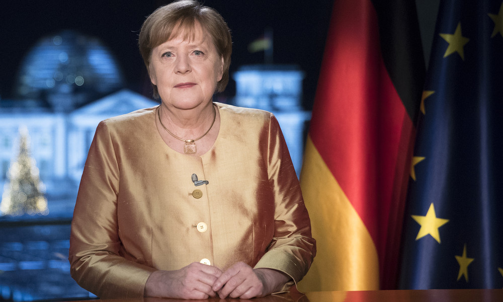 """Merkels Neujahrsansprache: """"Verschwörungstheorien sind zynisch und grausam"""""""