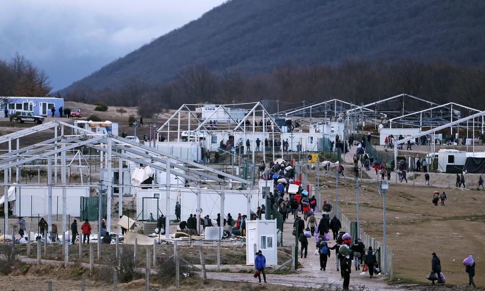 Niemand will die Migranten: Bosnien-Herzegowina ringt weiterhin um eine Lösung der Krise in Bihać