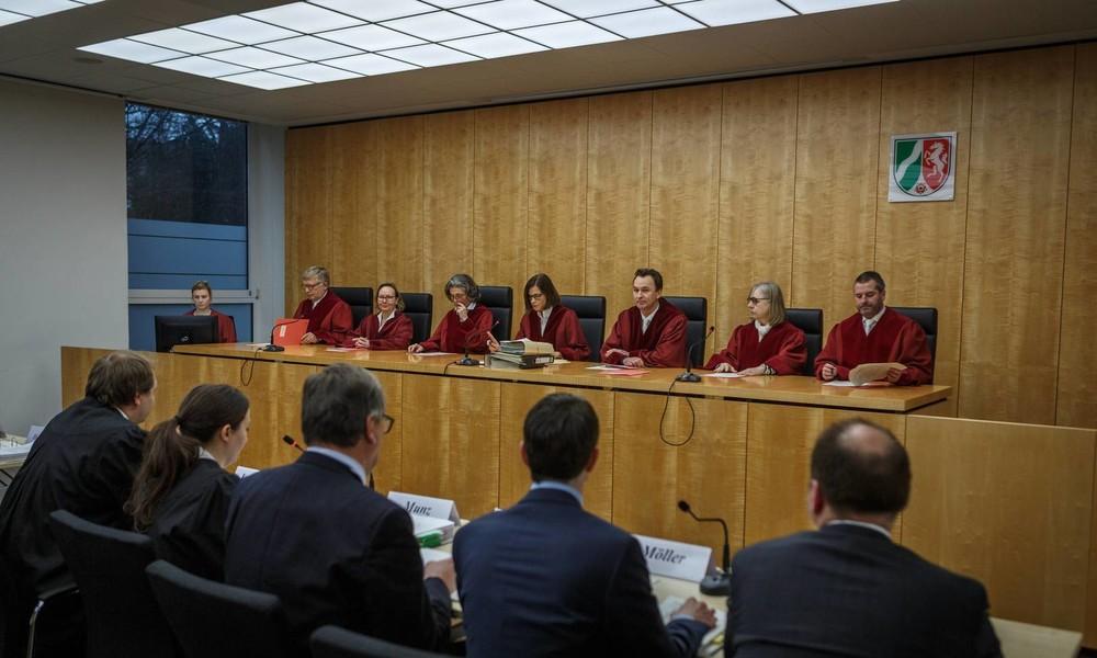 Oberverwaltungsgericht kippt Versammlungsverbot an Silvester für ganz Nordrhein-Westfalen