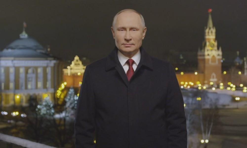 """Putins Neujahrsansprache: """"Wenn wir zusammenhalten, wird Russland zu einer großen Familie"""""""
