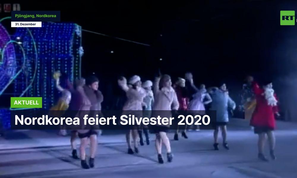 So feiert Nordkorea Silvester 2020