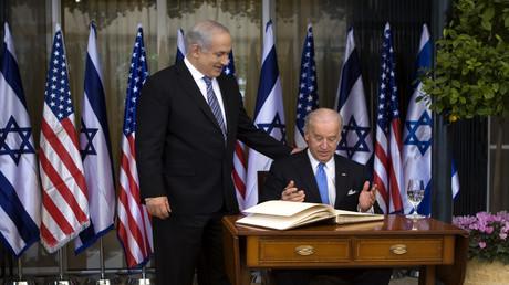 Israels Geschenk an Joe Biden knapp 50 Tage vor Amtsantritt: Ein Krieg gegen Iran