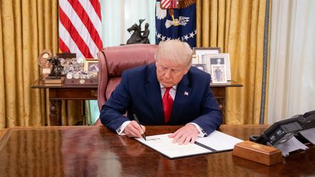 US-Justiz geht Verdacht nach: Schmiergeld für Begnadigung durch US-Präsidenten?
