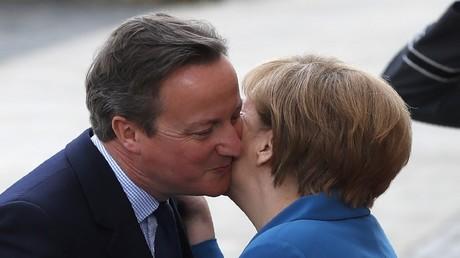 """Biograf von Boris Johnson: """"Merkel ist wahre Schurkin beim Brexit"""""""