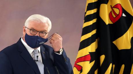 Bundespräsidenten-Interview: Steinmeier über Trump, NATO und den glücklichsten Tag des Jahres 2020