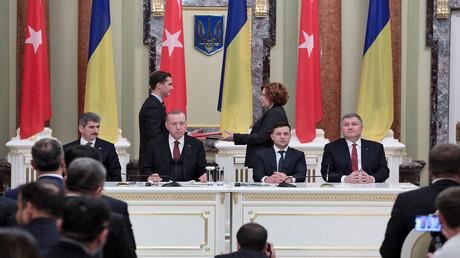 Türkei unterstützt die Rückkehr der Krim zur Ukraine