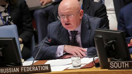 """""""Das ist beschämend"""" – Moskau rügt Berlin und Paris für Blockade einer UN-Sitzung zum Donbass"""