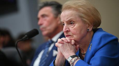 Einfluss Russlands und Chinas wächst: Ex-Außenministerin Albright für mehr US-Präsenz auf dem Balkan