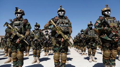 """Pentagon hat Spur verloren: An afghanische Truppen übergebene """"sensible"""" Ausrüstung unauffindbar"""