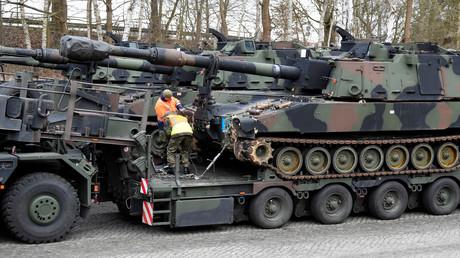 """Deutscher Stabschef im US-Army-Hauptquartier in Wiesbaden: """"Russland ist unsere größte Bedrohung"""""""
