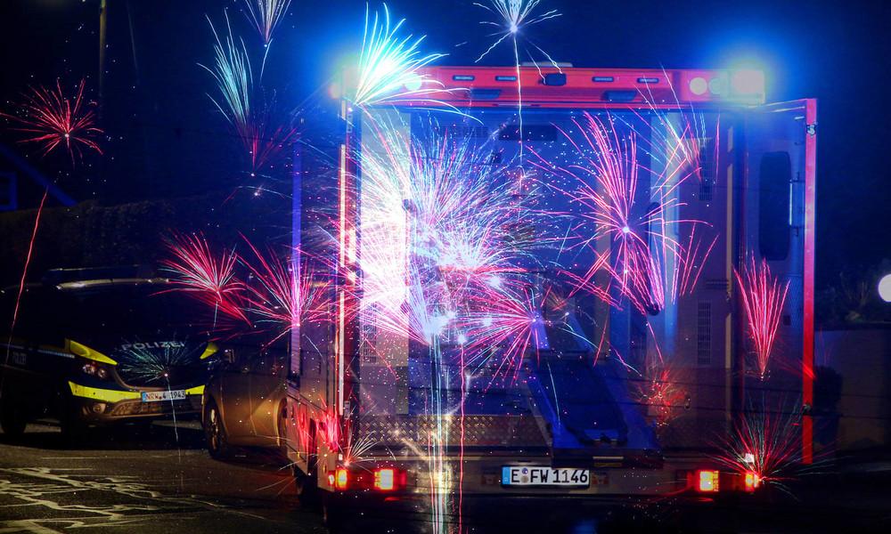 Elsass: Feuerwerkskörper reißt Mann Kopf ab