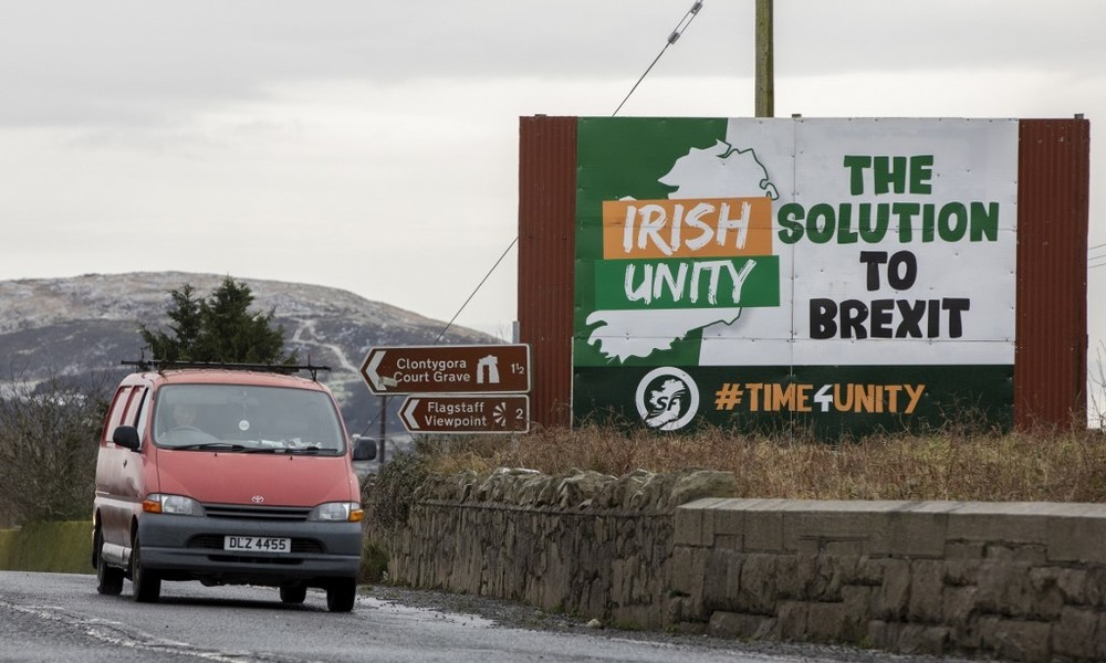 """Irlands Außenminister: """"Der Brexit ist kein Grund zu feiern"""""""
