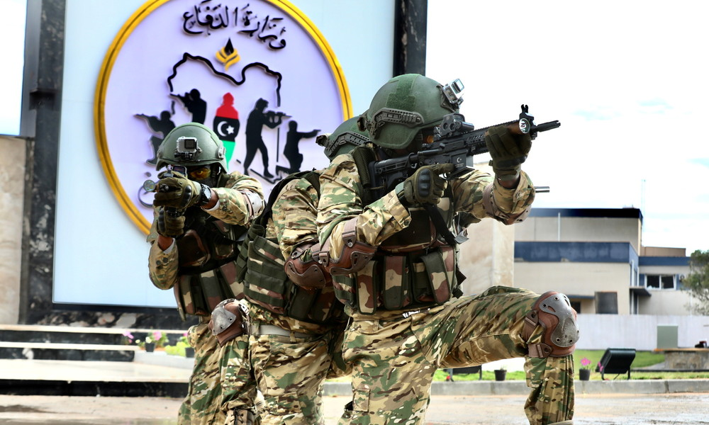 Kairo wendet sich Tripolis zu, um türkischem Einfluss Einhalt zu gebieten