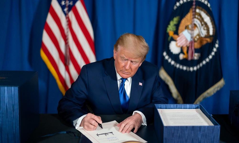 US-Kongress überstimmt Veto von Präsident Trump gegen Militärhaushalt