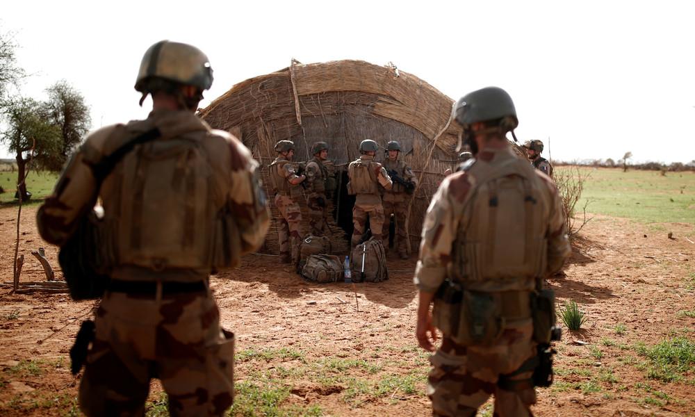 Zwei weitere französische Soldaten sterben durch Sprengsatzexplosion in Mali