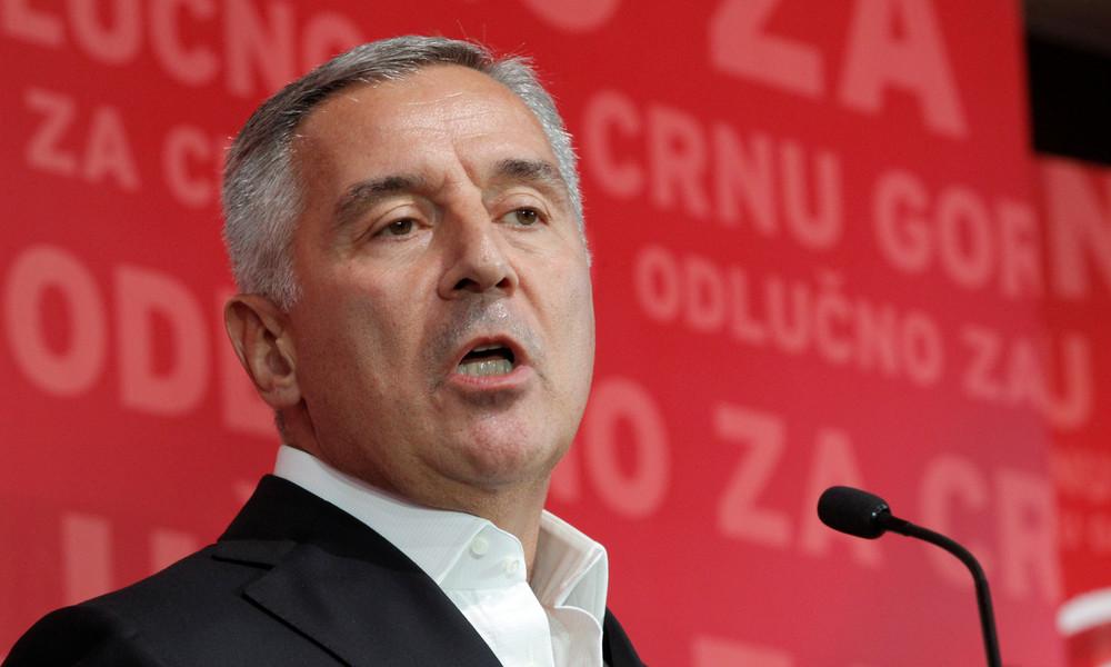 Montenegro: Präsident Milo Đukanović schickt Kirchengesetz ans Parlament zurück
