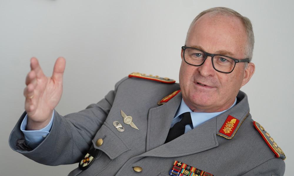Generalinspekteur der Bundeswehr Eberhard Zorn: Corona-Krise stellt Ziele der Bundeswehr infrage