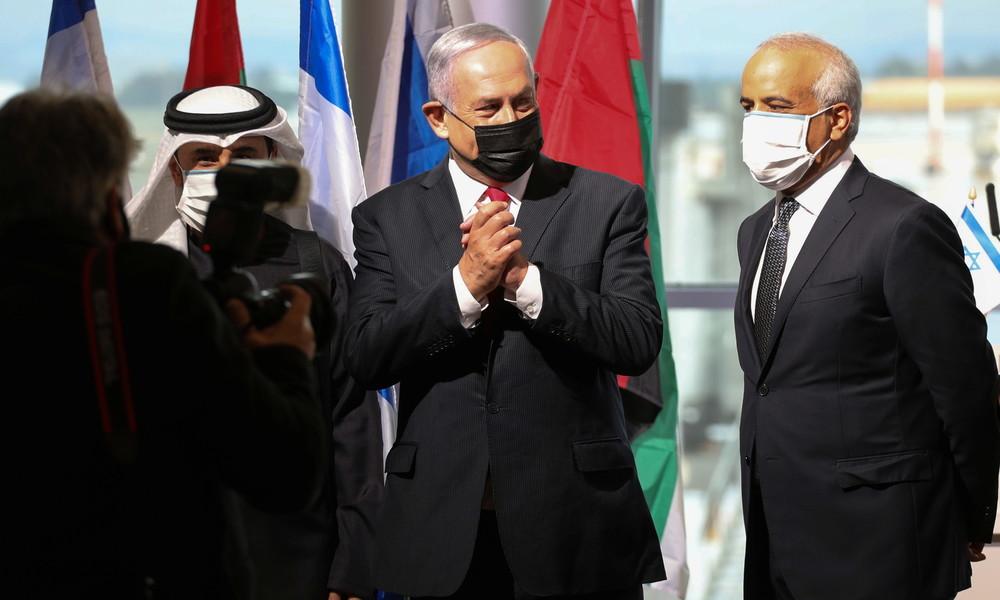 Netanjahu räumt Reise nach Saudi-Arabien im November 2020 ein