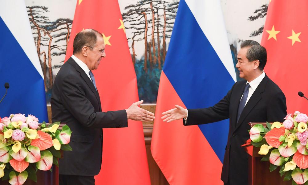 """Außenminister Wang Yi: Beziehungen zwischen China und Russland auf """"historischem Höchststand"""""""