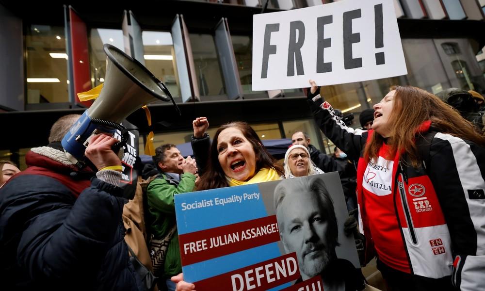 """Auslieferung von Assange an USA abgelehnt – """"Gefährdung der Pressefreiheit"""" spielte keine Rolle"""