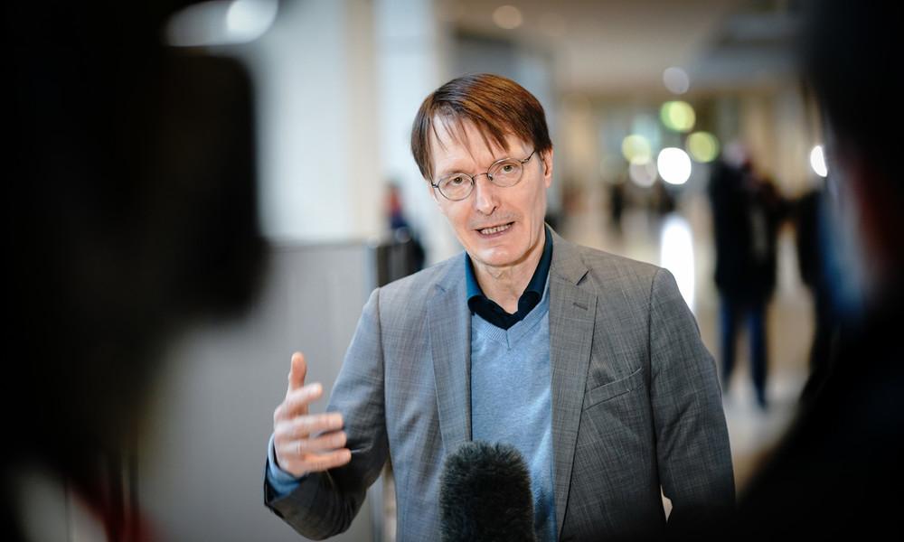 """Lauterbach für """"konsequenten"""" und nicht befristeten Lockdown – FDP widerspricht"""
