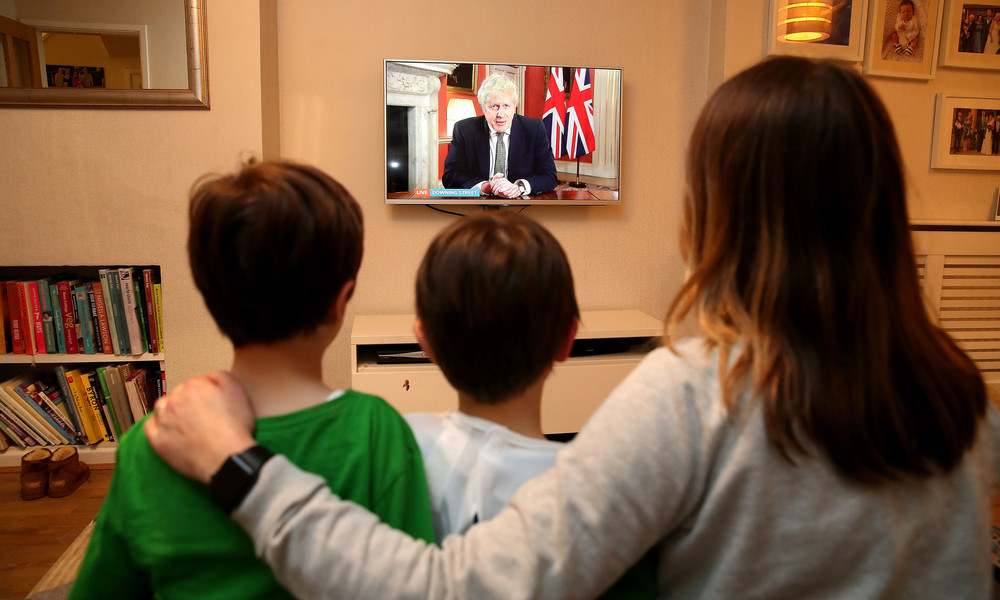 Starker Anstieg von Corona-Fällen: England geht in nächsten harten Lockdown