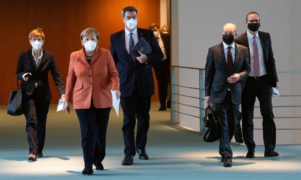 LIVE: Neue Corona-Maßnahmen – Merkel gibt Pressekonferenz nach Bund-Länder-Treffen