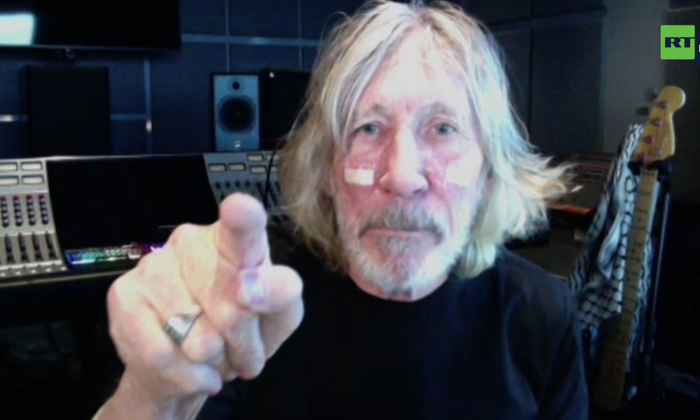 Pink Floyds Roger Waters im Interview mit RT: Die US-Oligarchie will Julian Assange gekreuzigt sehen