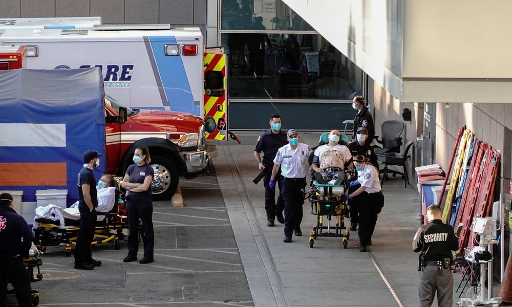 Nur bei guter Überlebenschance: Rettungswagen in Los Angeles nehmen nicht mehr alle Patienten mit