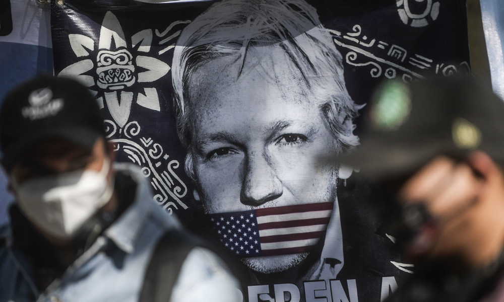 Julian Assange wird nicht auf Kaution freigelassen