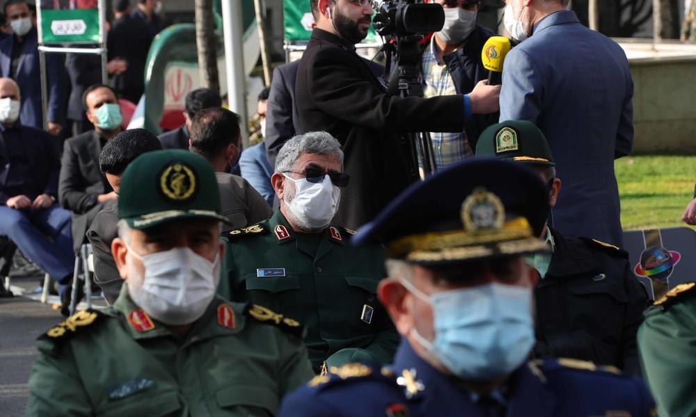 """Teheran warnt """"kriminelles"""" US-Militär: Sind bereit, auf Bedrohungen zu reagieren"""
