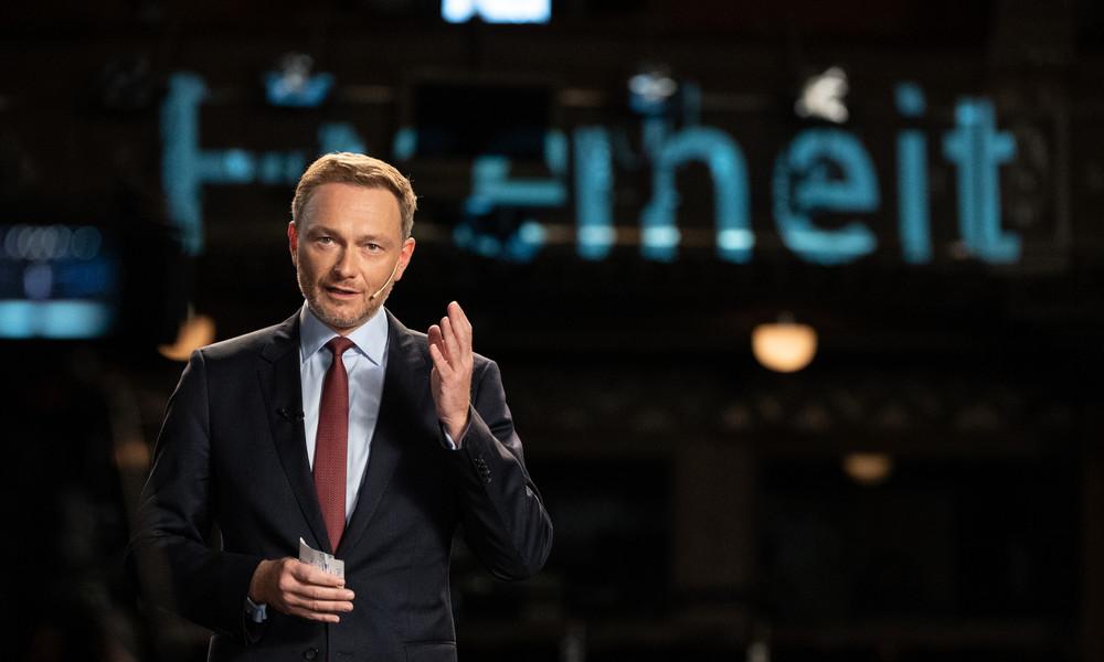 Dreikönigstreffen in Stuttgart: Christian Lindners Ein-Mann-Show in der Oper