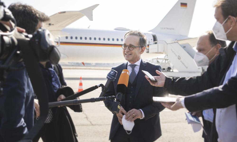 Heiko Maas auf Abrüstungskonferenz: US-Atombomben in Deutschland müssen bleiben