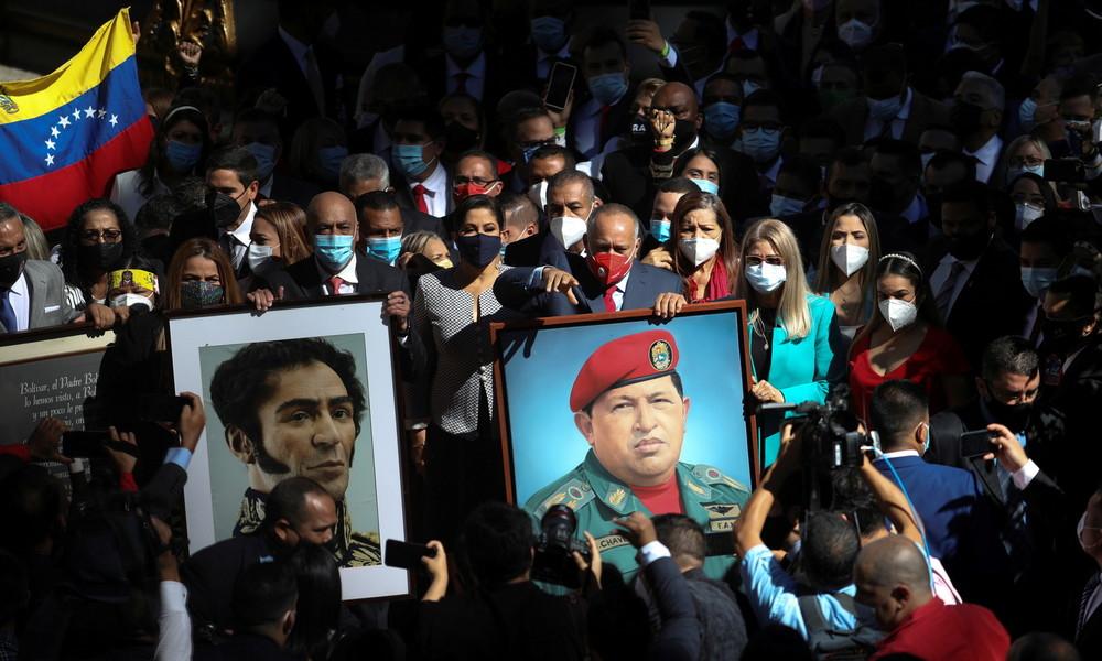 Venezuela: Die Rückkehr von Hugo Chávez ins Parlament