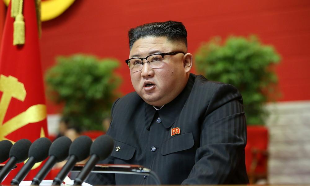 """Kim Jong-un: Wirtschaftlicher Fünfjahresplan """"in fast allen Sektoren"""" gescheitert"""