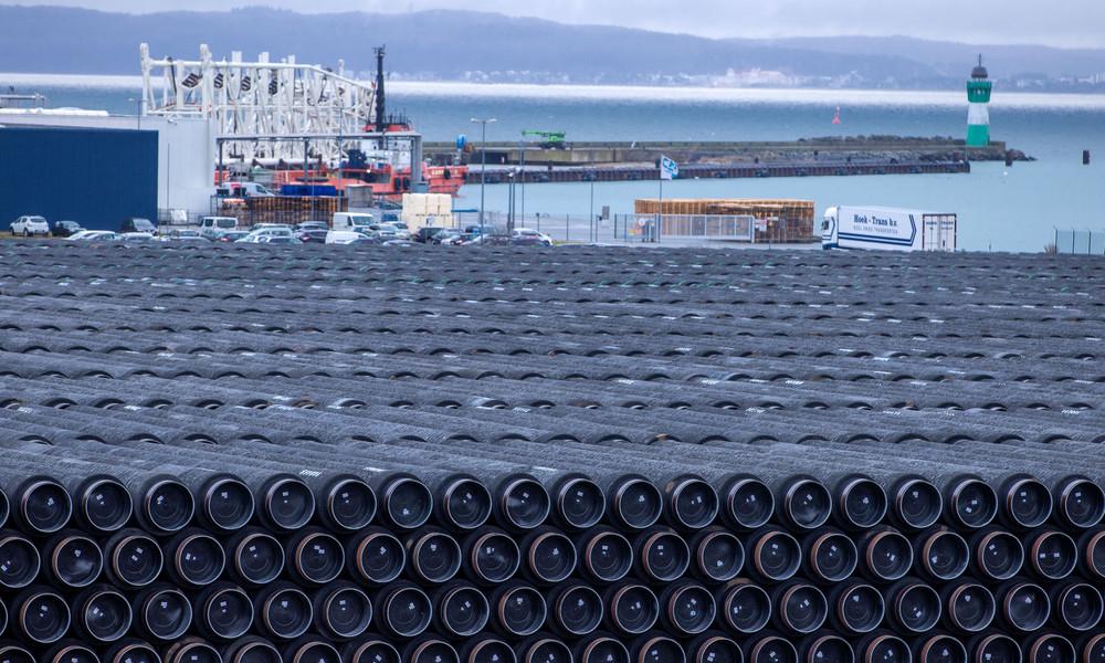 Mecklenburg-Vorpommern: Fonds zur Umgehung von Sanktionen gegen Nord Stream 2 gegründet
