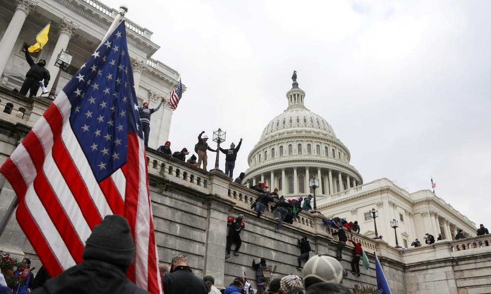 Washington: Bombe in Parteizentrale der Republikaner und verdächtiges Paket bei Demokraten entdeckt