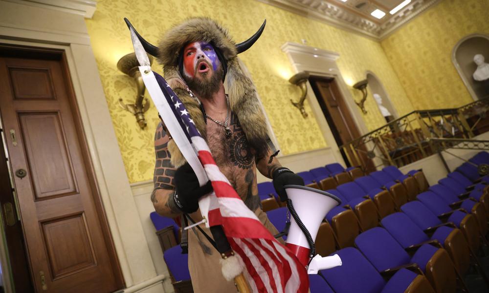 USA: Trump-Anhänger stürmen Kapitol in Washington DC