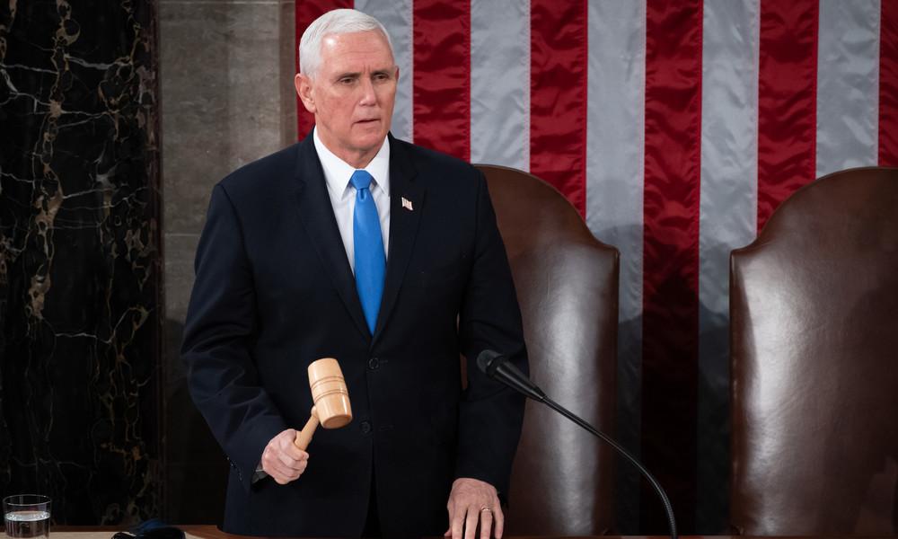 USA: Mögliches Amtsenthebungsverfahren gegen Trump – Pence als Übergangspräsident?