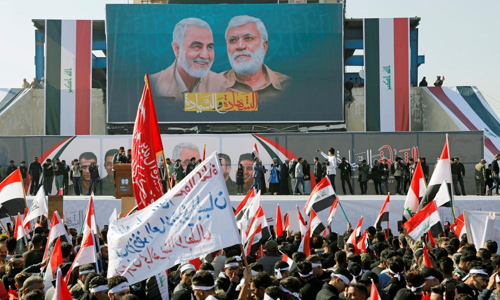 Der Fall Soleimani: Irak erlässt Haftbefehl gegen Trump wegen Ermordung von irakischem Milizenführer
